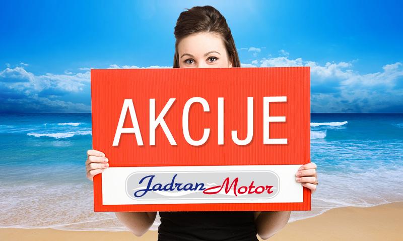 Akcijska ponuda na Jadran Motor Web Shopu!