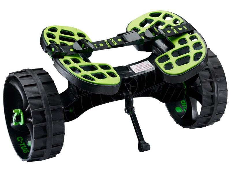 Transportna kolica za gumenjake i kajak Model C-TUG