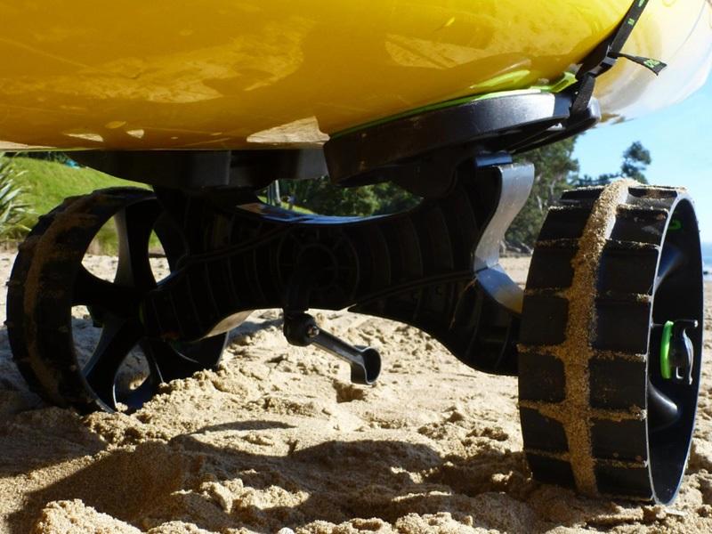 C-TUG transportna kolica za gumenjake i kajak